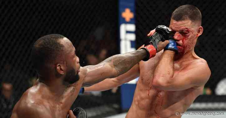 UFC 263 results: Leon Edwards turns Nate Diaz into a bloody mess, survives late comeback attempt to win decision
