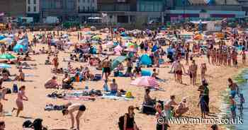 UK heatwave could reach 30C after hottest day of year as temperatures soar