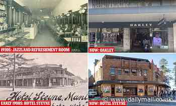 Incredible pictures show Manly's progression from a sleepy coastal town into an Australian icon