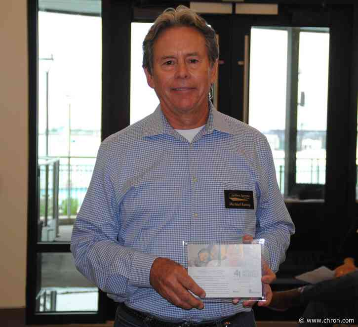 Company recognized for contribution to Benefit home