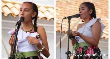 El dueto de jóvenes de Cajicá que a través de la música andina rescata la identidad campesina - Semana