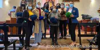 Unidades productivas de mujeres en La Calera y Suesca se fortalecen con insumos - Extra Bucaramanga