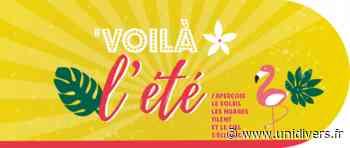 Voilà l'été ! – Nogent-sur-oise Nogent-sur-Oise samedi 12 juin 2021 - Unidivers