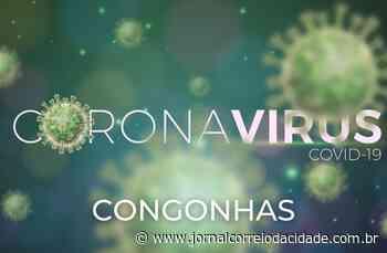 Com mais 20 casos confirmados, Congonhas ultrapassa 7.200 pessoas infectadas pelo coronavírus | Correio Online - Jornal Correio da Cidade