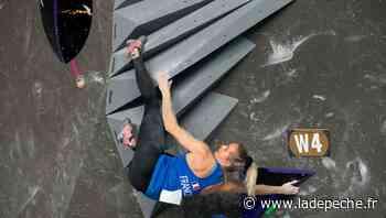 Escalade: Exploit en falaise et JO, Julia Chanourdie se dévoile dans un film - LaDepeche.fr