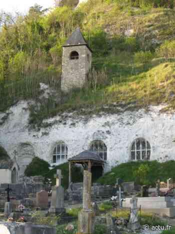 Patrimoine dans le Val-d'Oise : explorer la falaise à Haute-Isle - actu.fr