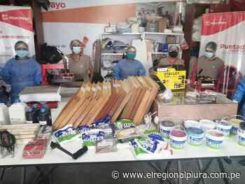 Sechura: mujeres de Puerto Rico realizan proyecto de emprendimiento - El Regional