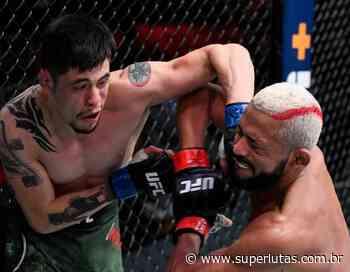 VÍDEO: Assista a finalização de Brandon Moreno sobre Deiveson Figueiredo no UFC 263 - SUPER LUTAS