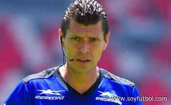 Liga MX: Silbante Erick Yair Miranda es criticado por dirigir partido de liga amateur en México - Soy Futbol