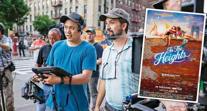 """Lin-Manuel Miranda habla con SEMANA sobre """"En el barrio"""", el vibrante musical que estrena en cines - Semana"""