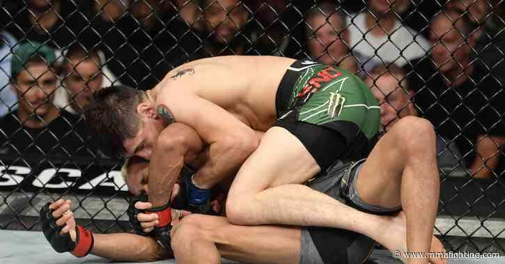 Deiveson Figueiredo vs. Brandon Moreno 2 full fight video highlights