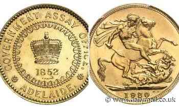 Ultra rare Australian coins sell for $1.5million each
