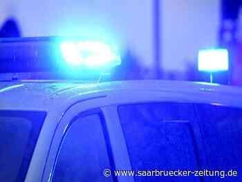 Polizei Saarlouis sucht halbnackten Mann mit Pistole - Saarbrücker Zeitung