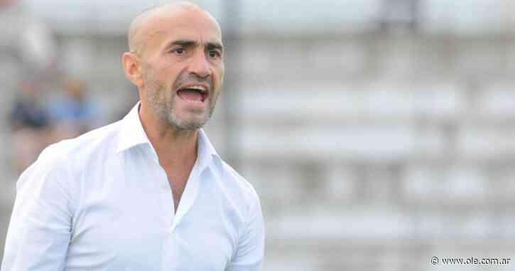 El plan de Paolo Montero como DT de San Lorenzo - Olé