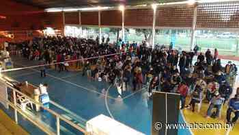 Vacunación con algunas escaramuzas en San Lorenzo y jornada tranquila en Villa Elisa - Nacionales - ABC Color