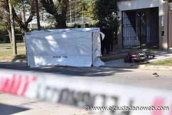 San Lorenzo: murió motociclista de 17 años en brutal choque contra otra moto - El Ciudadano & La Gente