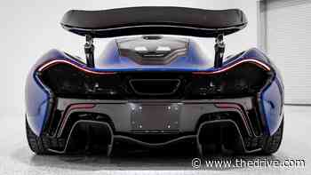 2015 McLaren P1 Owned by DJ Deadmau5 Crossing the Auction Block Next Week - The Drive