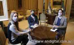 Kicillof se reunió con Trotta para analizar el retorno a las clases presenciales - ANDigital