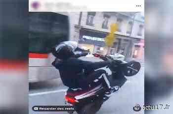 Il diffusait sur Instagram ses rodéos à scooter à Saint-Priest et Lyon : un ado de 15 ans interpellé - Actu17