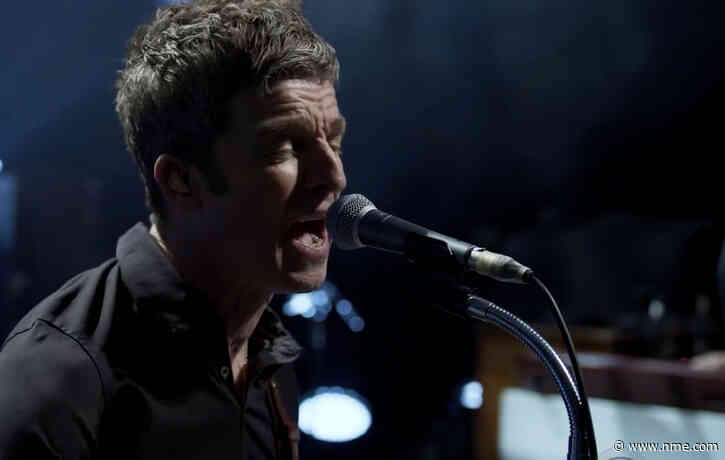Watch Noel Gallagher play Oasis' classic 'Don't Look Back in Anger' on CBS This Morning