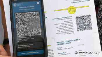 Wie das digitale Impfzertifikat in Delmenhorst für Wirbel sorgt - noz.de - Neue Osnabrücker Zeitung