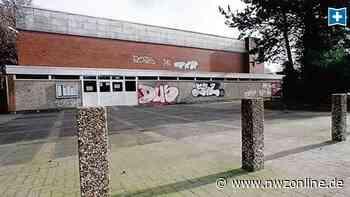 Stadionsporthalle in Delmenhorst: Fußballern fehlt durch Neubau Platz - Nordwest-Zeitung
