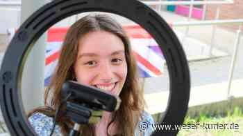 Bundeswettbewerb Fremdsprachen: Schülerin aus Delmenhorst holt Platz 3 - WESER-KURIER - WESER-KURIER