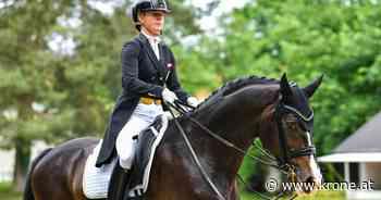 Pferdesport - Dressur - Olympia-Team mit Max-Theurer, Bacher, Schumach - Krone.at