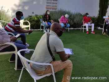 Beja: Mais de 20 imigrantes participaram em sessões formativas sobre Covid-19 - Rádio Pax