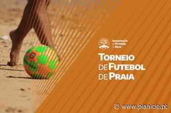Torneio de futebol de praia no distrito de Beja   A Planície - Rádio e Jornal - Planície