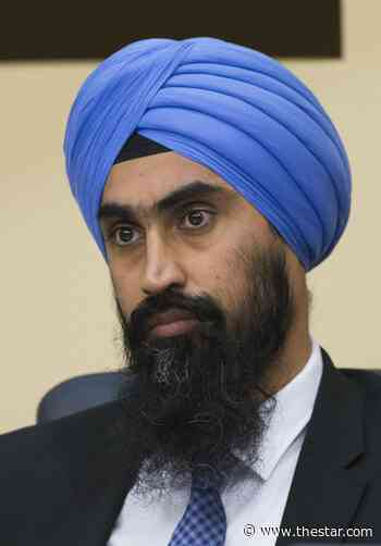 Court dismisses Brampton Coun. Gurpreet Dhillon's challenge of punishment for alleged sexual harassment - Toronto Star
