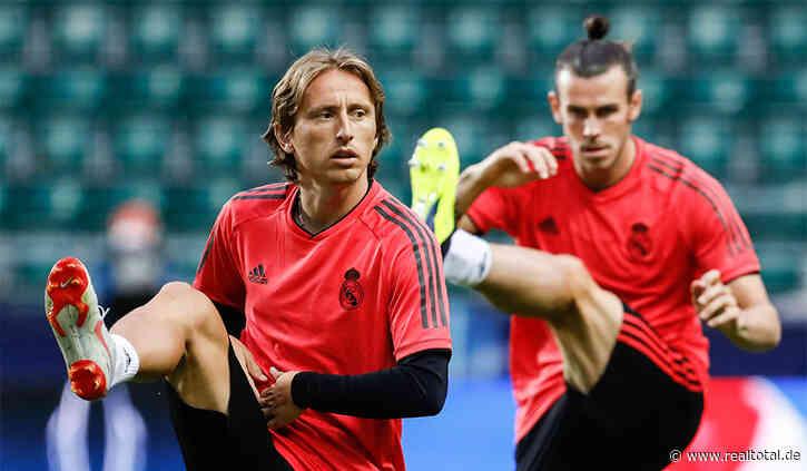 "Luka Modrić: Gareth Bale ""kann hilfreich für Real Madrid sein"" - REAL TOTAL"