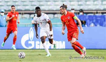 EM: Gareth Bale holt mit Wales einen Punkt gegen Schweiz - REAL TOTAL
