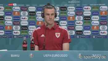 EURO 2020 VIDEO: Gareth Bale vor dem Wales-Spiel - Sky Sport