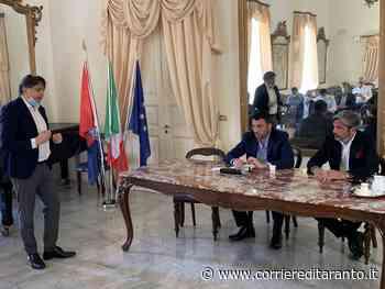 Fondazione Taranto25 incontra l'assessore regionale Delli Noci - Corriere di Taranto
