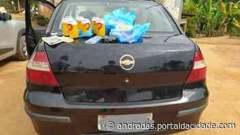 CRIME Polícia Civil prende dupla por aplicar golpe em Andradas Idoso de 72 anos teve prejuízo - ® Portal da Cidade | Andradas