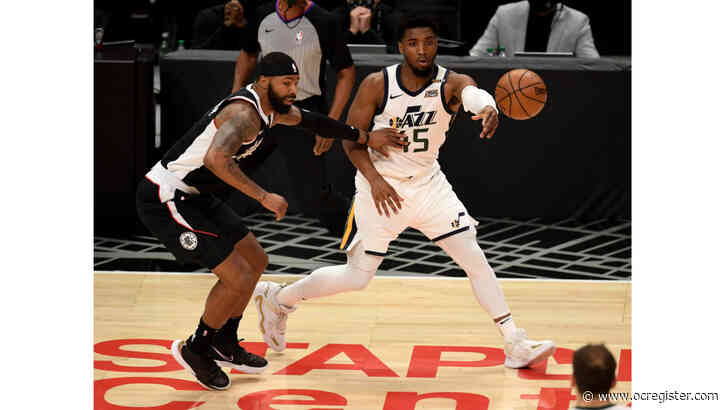 Whicker: Clippers slow Jazz's Donovan Mitchell enough in Game 3 win