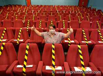 Wolverhampton's Light House Cinema finally reopens its doors after 15 months - expressandstar.com