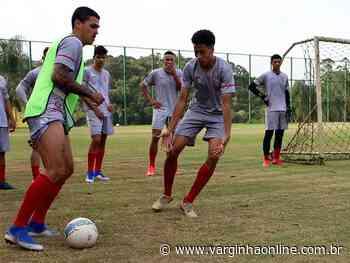 VEC enfrenta a equipe sub-20 do Pouso Alegre nesta sexta-feira no primeiro amistoso da pré-temporada - Varginha Online