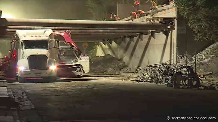 Traffic Troubles: Day 2 of Construction On Highway 99 Leads To Congested Side Streets