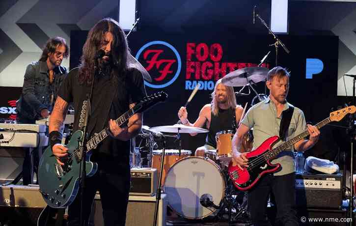 Foo Fighters announce intimate gig for vaccinated Los Angeles fans next week