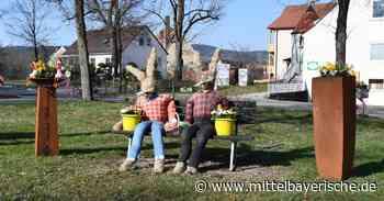 Ostergrüße aus Neunburg vorm Wald - Mittelbayerische