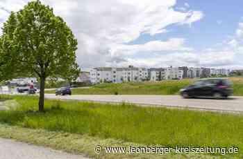 Baugebiet in Renningen: In wenigen Wochen geht's los in Schnallenäcker III - Leonberger Kreiszeitung - Leonberger Kreiszeitung
