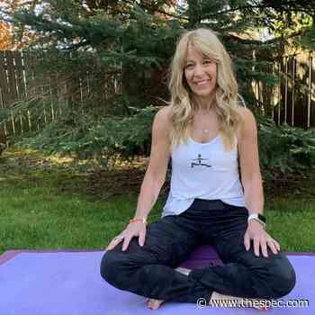 Ancaster's Christine Yanke overcomes addiction and loss to become yoga master trainer - TheSpec.com