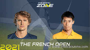 2021 French Open Round of 16 – Alexander Zverev vs Kei Nishikori Preview & Prediction - The Stats Zone