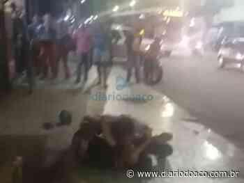Confusão por venda de celular estragado no Esperança, em Ipatinga - Jornal Diário do Aço