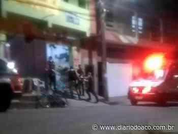 Homem é baleado na cabeça por dupla no Esperança, em Ipatinga - Jornal Diário do Aço