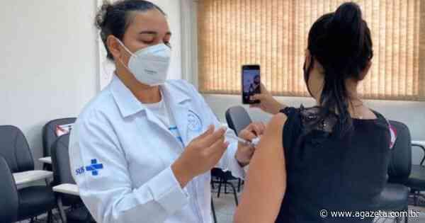Morador de Viana pode comparecer a mutirão de vacinação sem agendamento - A Gazeta ES