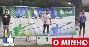 Sérgio Maciel, de Viana, é tricampeão nacional de maratona em C1 - O MINHO