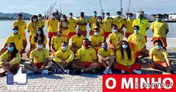 50 nadadores salvadores já vigiam a costa entre Caminha, Viana e Apúlia - O MINHO